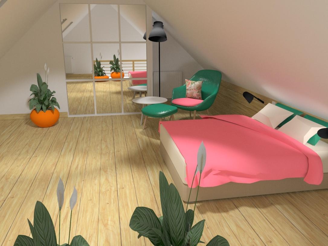sypialnia na poddaszu3