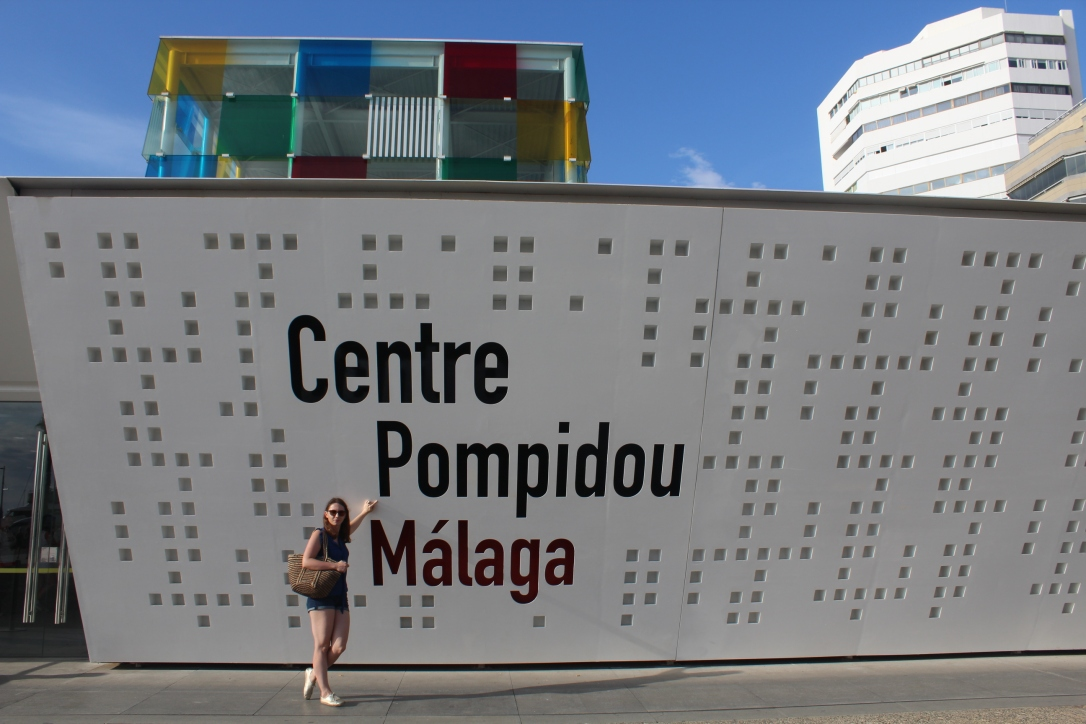 centre pompidou malaga ileduszazapragnie