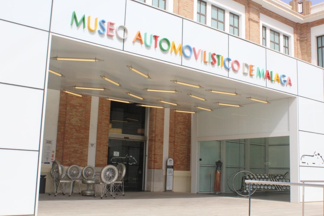 museo automovistico de malaga
